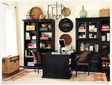 black home office furniture collections marena home office design love the cabernet savignon tray