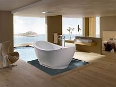 Freistehende Badewanne Luxus Und Eleganz Im Badezimmer