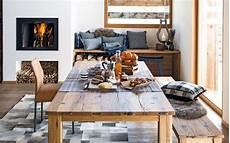 Wohnung Günstig Einrichten - wohnung einrichten im chalet stil gem 252 tlich wie im landhaus