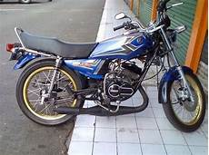 Rx King Modif Simple by Modifikasi Yamaha Rx King Cobra Simple R2 King Cobra