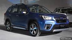 new subaru forester coming to malaysia in mid 2019 with