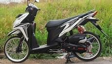 Vario 125 Babylook Style by Cara Modifikasi Motor Honda Vario 125 Thailand Look
