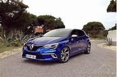 Renault Megane 4 Gt Tce 205 2015 Essai