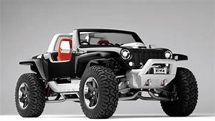 Most Expensive Jeep Cars In The World 1 Hurricane