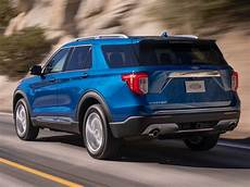 2020 Ford Explorer Pictures Images Photo Gallery