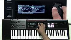 Roland Juno Ds Basic Overview