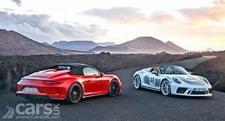 New Porsche 911 Speedster UK Price And Spec Announced