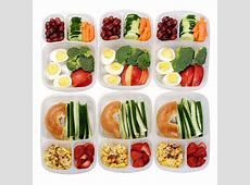 13 Make Ahead Meals and Snacks For Healthy Eating On The