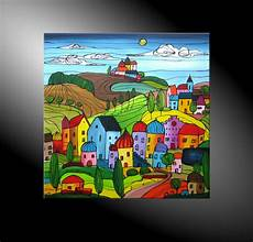 original acryl bild gem 228 lde abstrakt moderne kunst