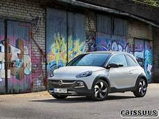 2020 opel adam rocks 2020 opel adam rocks hatchback which became a crossover