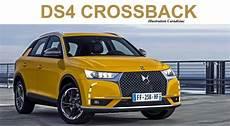 ds4 crossback 2018 nuevo ds4 crossback para 2020