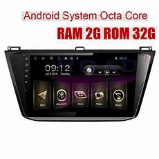 roadlover android 8 1 car autoradio player for vw tiguan