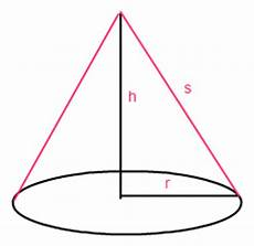satz des pythagoras kegel mathelounge