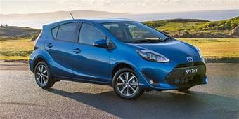Toyota Prius C Review Specification Price  CarAdvice