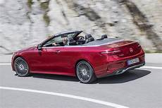 2018 mercedes e class cabriolet review