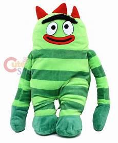 brobee yo gabba gabba yo gabba gabba brobee plush backpack plush doll costume