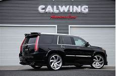 cadillac escalade by calwing is a real beast carz tuning