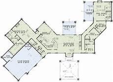 single level house plans impressive single level house plan 60636nd