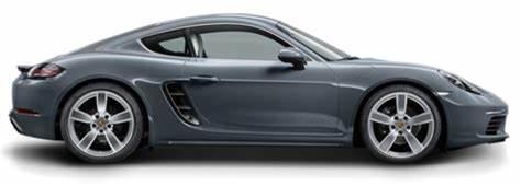 Porsche 718 Cayman Price Specs Review Pics & Mileage In
