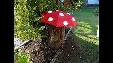 quot was macht mit einem baumstumpf im garten quot tipp - Baumstumpf Im Garten Verschönern