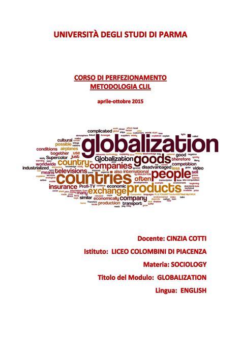 Globalization Sociology