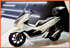 Pcx Modifikasi 2018 by Modifikasi Honda Pcx 2018 Exclusive Touring Modifikasimotorz