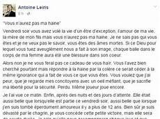 lettere commoventi d lettera in francese su un viaggio firmakoek