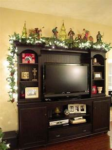 Decorating Ideas Top Of Entertainment Center by Ideas For The Entertainment Center For The Home