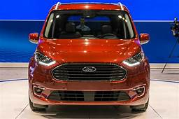 2019 Ford Transit Connect Cargo Van First Look  Motor