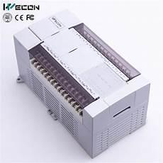 wecon 32 i o plc programmable logic controller fiber optic broadband speed test from