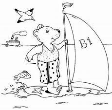 Ausmalbilder Urlaub Meer Kostenlose Malvorlage Urlaub Und Reisen B 228 R Auf Dem