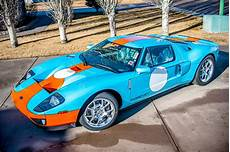 2006 ford gt original price 2006 ford gt heritage edition with less than 5 actual