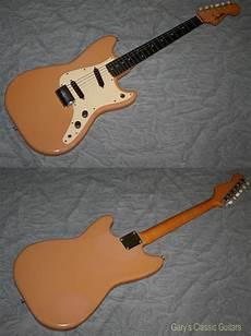 duo sonic guitar 1960 fender duo sonic garys classic guitars vintage guitars