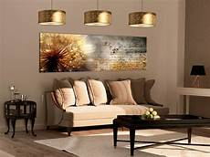 wandbilder pusteblume abstrakt natur leinwand bilder
