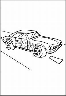 malvorlagen rennautos kostenlos