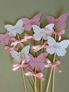 gastgeschenke baby shower las mariposas pueden ser tema de diversas celebraciones