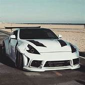 Widebody Nissan 370Z  370z Tuner Cars Z