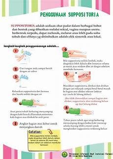 Pharmacy13 Contoh Leaflet Obat Obat Sediaan Khusus