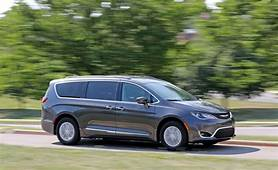 2017 Chrysler Pacifica  Performance And Driving