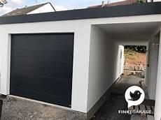 Selbstbausatz Garage by Fink Garage Die Smarte Garage