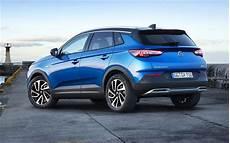 Neue Opel Modelle - wallpapers opel grandland x 2018 4k rear view