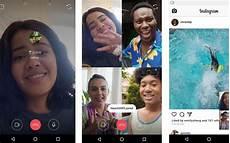 appel direct messagerie instagram appels vid 233 o de groupe nouveaux filtres