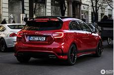 a 45 amg mercedes a 45 amg edition 1 18 january 2017