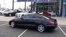 Mercedes 2013 E350 Coupe All Wheel Drive Df193877t