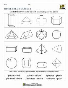 2d shapes worksheets uk 1300 3d shapes worksheets 2nd grade