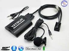 interface kit bluetooth autoradio adaptateur audio citroen c4 picasso ebay