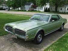 1968 Mercury Cougar For Sale  ClassicCarscom CC 674431