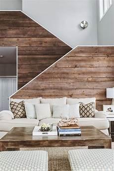 mur interieur en bois de coffrage le mur en planches pour une d 233 co bord de mer boh 232 me
