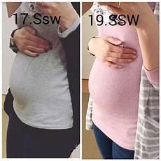 18 ssw bauch beautyrausch schwangerschaftsupdate 17 bis 22 ssw outing