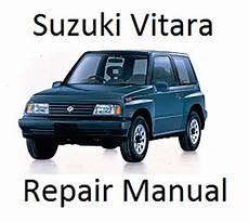 car service manuals pdf 2002 suzuki vitara electronic toll collection suzuki factory service repair manuals